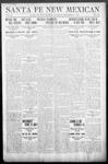 Santa Fe New Mexican, 12-07-1909
