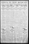 Santa Fe New Mexican, 12-08-1909