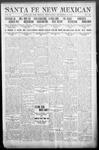 Santa Fe New Mexican, 12-22-1909
