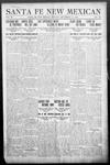 Santa Fe New Mexican, 12-27-1909