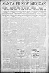 Santa Fe New Mexican, 01-07-1910
