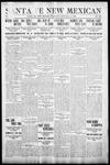Santa Fe New Mexican, 01-18-1910