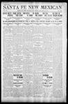 Santa Fe New Mexican, 01-22-1910