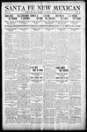 Santa Fe New Mexican, 03-08-1910