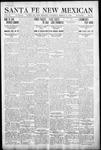 Santa Fe New Mexican, 03-19-1910