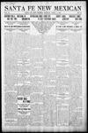 Santa Fe New Mexican, 04-04-1910
