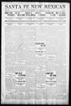 Santa Fe New Mexican, 05-05-1910