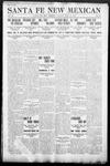 Santa Fe New Mexican, 05-27-1910