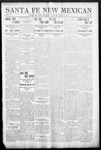 Santa Fe New Mexican, 07-05-1910