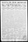 Santa Fe New Mexican, 08-02-1910