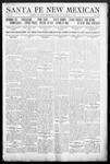 Santa Fe New Mexican, 08-08-1910
