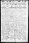 Santa Fe New Mexican, 08-11-1910