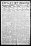 Santa Fe New Mexican, 08-22-1910