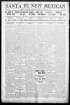 Santa Fe New Mexican, 08-23-1910