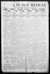 Santa Fe New Mexican, 08-31-1910