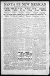 Santa Fe New Mexican, 09-03-1910