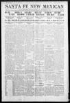 Santa Fe New Mexican, 09-08-1910