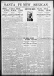 Santa Fe New Mexican, 10-05-1910