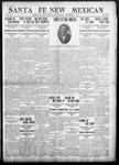 Santa Fe New Mexican, 10-08-1910