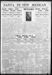 Santa Fe New Mexican, 10-12-1910
