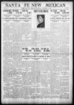 Santa Fe New Mexican, 10-13-1910