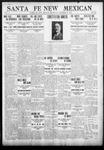 Santa Fe New Mexican, 10-20-1910