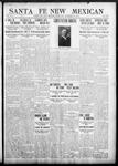 Santa Fe New Mexican, 10-25-1910