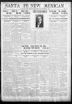 Santa Fe New Mexican, 11-03-1910