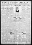 Santa Fe New Mexican, 11-05-1910