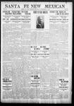Santa Fe New Mexican, 11-07-1910