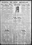 Santa Fe New Mexican, 11-08-1910