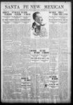 Santa Fe New Mexican, 11-09-1910