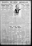 Santa Fe New Mexican, 11-12-1910