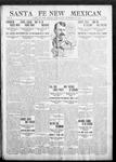 Santa Fe New Mexican, 11-16-1910