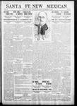 Santa Fe New Mexican, 11-21-1910
