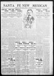 Santa Fe New Mexican, 12-05-1910