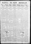 Santa Fe New Mexican, 12-12-1910