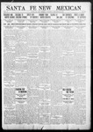 Santa Fe New Mexican, 12-20-1910