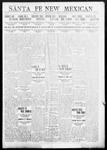 Santa Fe New Mexican, 05-02-1911