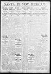 Santa Fe New Mexican, 05-03-1911