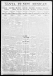 Santa Fe New Mexican, 05-04-1911