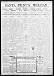 Santa Fe New Mexican, 05-09-1911