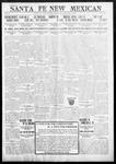 Santa Fe New Mexican, 05-10-1911