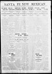 Santa Fe New Mexican, 05-16-1911