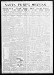 Santa Fe New Mexican, 06-26-1911