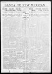 Santa Fe New Mexican, 06-28-1911