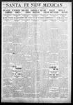 Santa Fe New Mexican, 07-11-1911