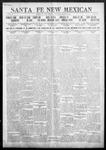 Santa Fe New Mexican, 07-12-1911