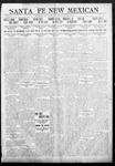 Santa Fe New Mexican, 07-14-1911