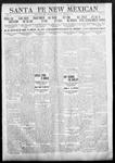 Santa Fe New Mexican, 07-17-1911